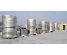 广州电白学校---空气能热水器工程