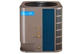 美的空气能热水器 3匹