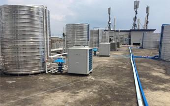 宿舍200人的空气能热水器电费高吗