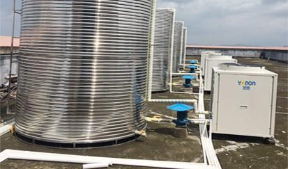 惠州城市便捷连锁酒店---酒店热水工程