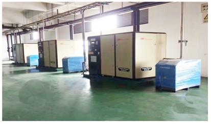 惠州中康织绣有限公司--空压机余热回收