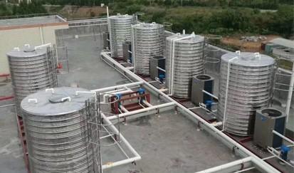 惠州华康医院---医院空气源热泵