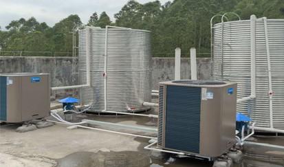 景泉宾馆---宾馆热水系统