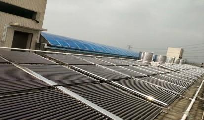 广州军区总医院---医院太阳能热水工程