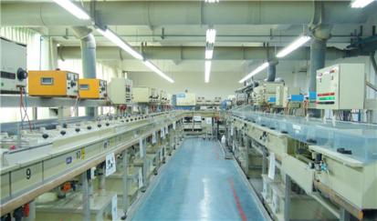 东莞金达电镀厂--高温热水工程