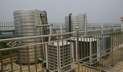 福建福州市第二医院--空气能热水器系统