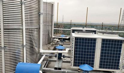 中山南菲亚酒店公寓---公寓空气能热水器