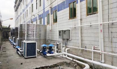 惠州诺贝林学校---学校热水工程