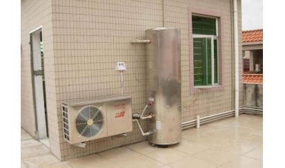深圳别墅---空气热水器