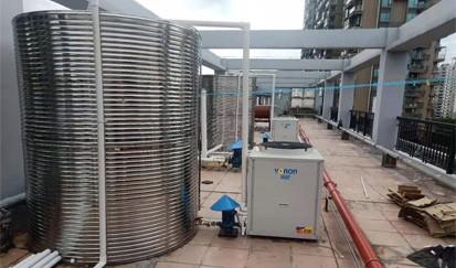 南菲亚酒店公寓---公寓热水供应系统