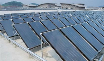 广州华贸学校----太阳能热水器系统