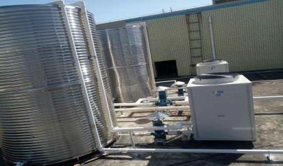 阳光宾馆---宾馆空气能热水器