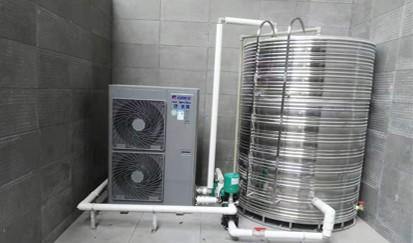 品家商务宾馆---宾馆热水工程