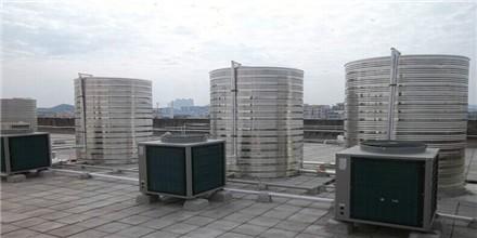 华康医院---空气能热水器工程