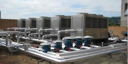 美容美发热水系统解决方案