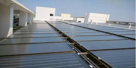 花都区妇幼保健院--太阳能热水器工程
