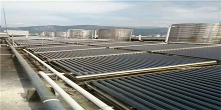 帝爵豪庭公寓---太阳能热水器工程