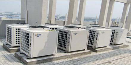 惠州威特晟科技有限公司---空气能热水器工程