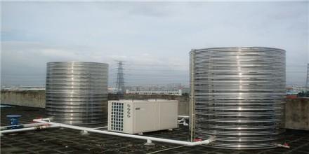 广州花都康晴宾馆---空气能热水器工程
