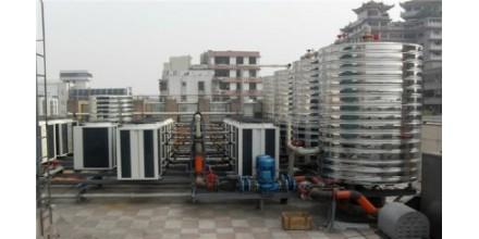 公寓热水系统解决方案