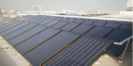 广州军区广州总医院---太阳能热水器工程
