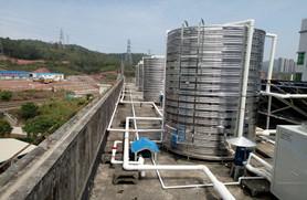 7、所有的热水管均做好良好的保温